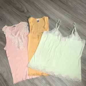 Banana Republic Camisole and Tank Top Bundle-New